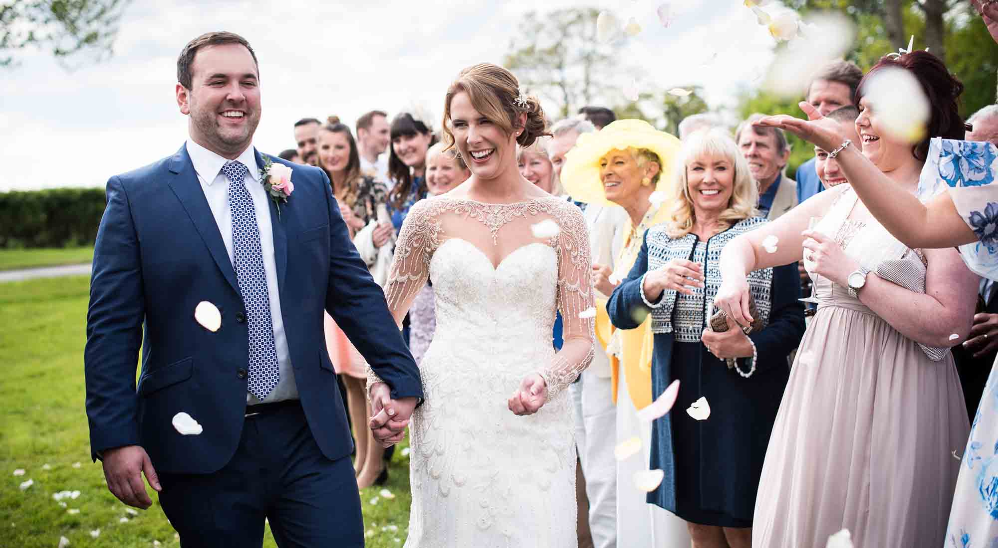 Aldwick Court Farm Wedding