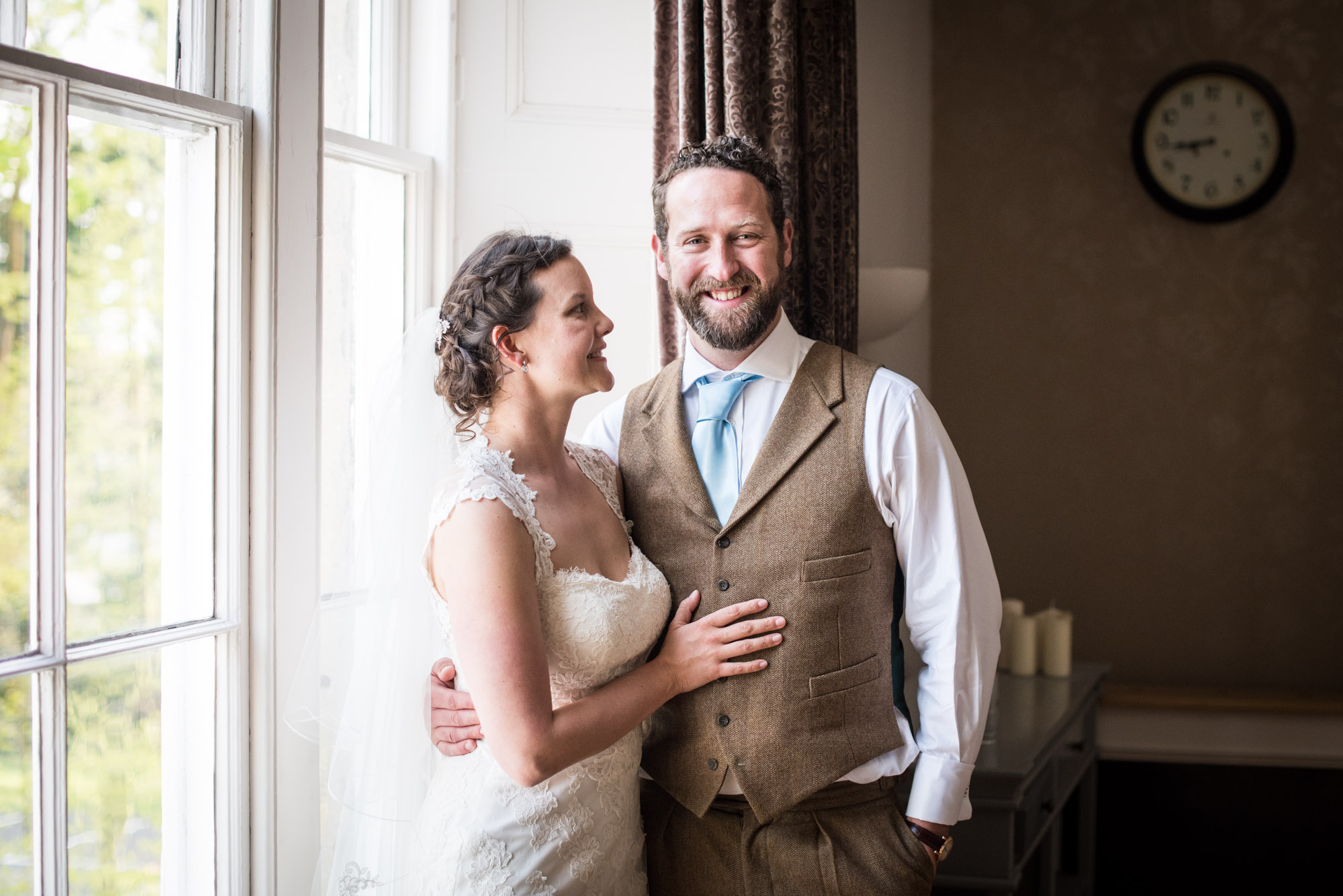Cirencester Wedding Photography – Fran & Will