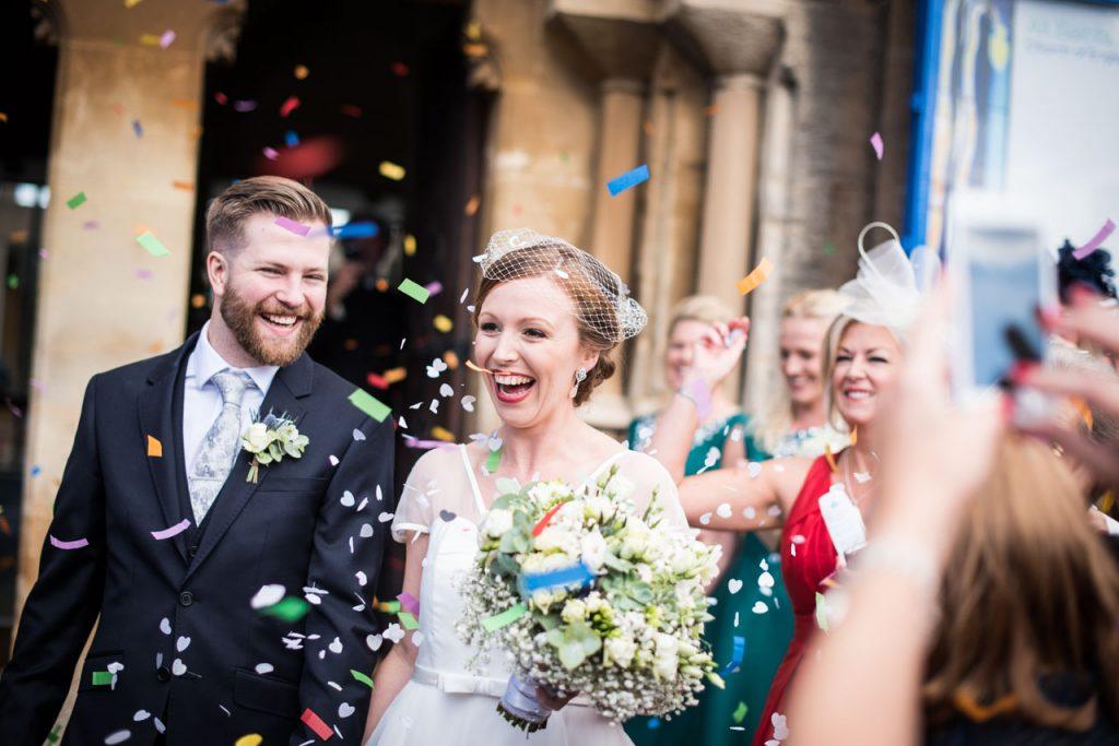 Goldney Hall Wedding – Jennie & Dan