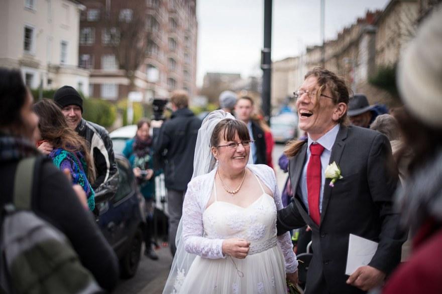 Big Issue Wedding Bristol