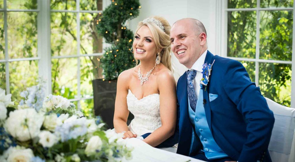 St Audries Park Wedding