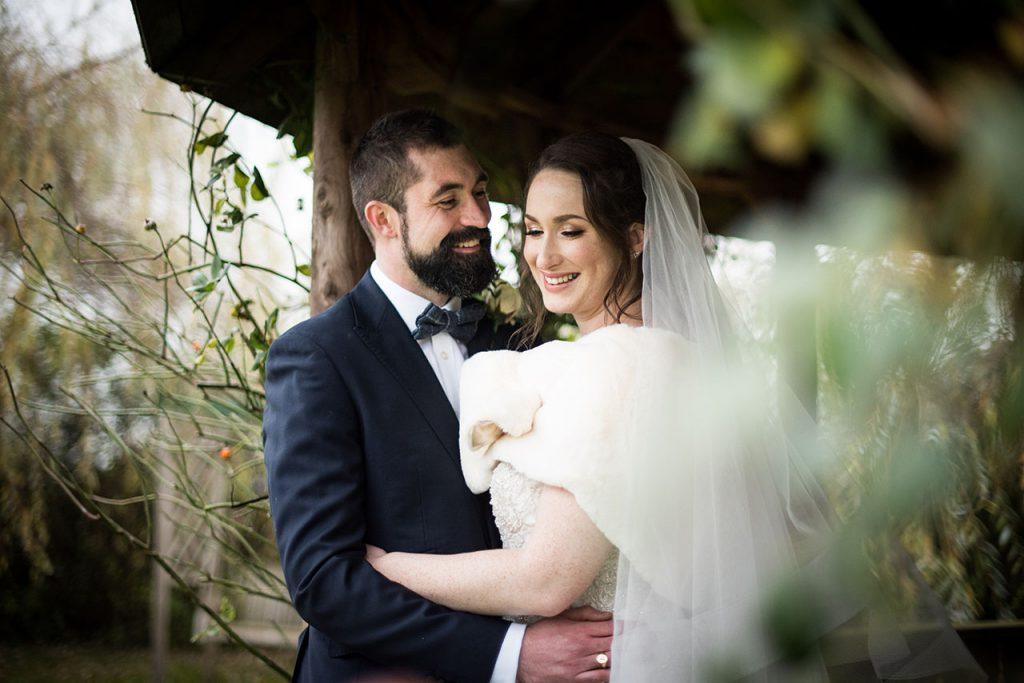Barn at Berkeley Winter Wedding – Hana & Cam