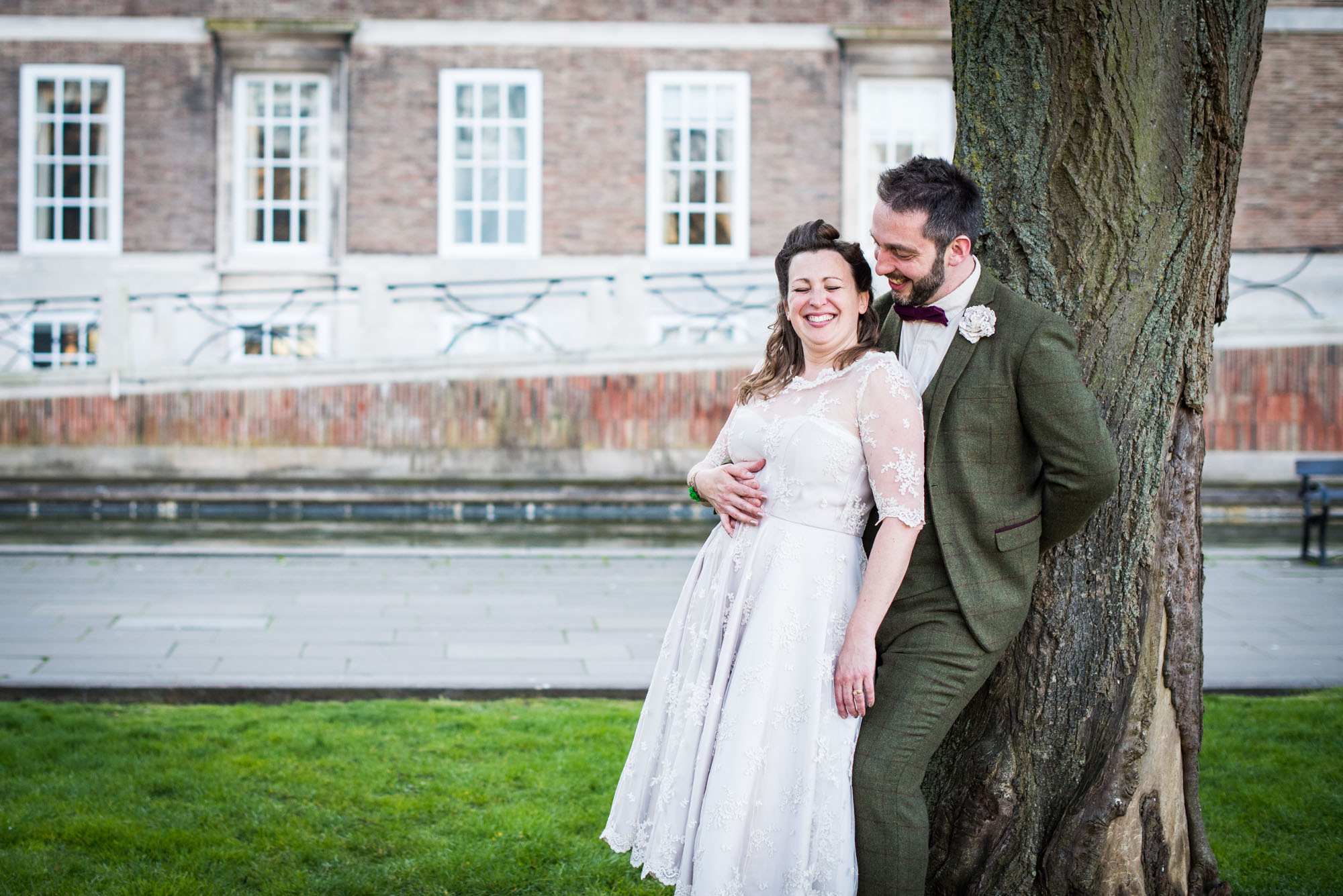 Bristol City Hall Wedding – Jess & Barnaby
