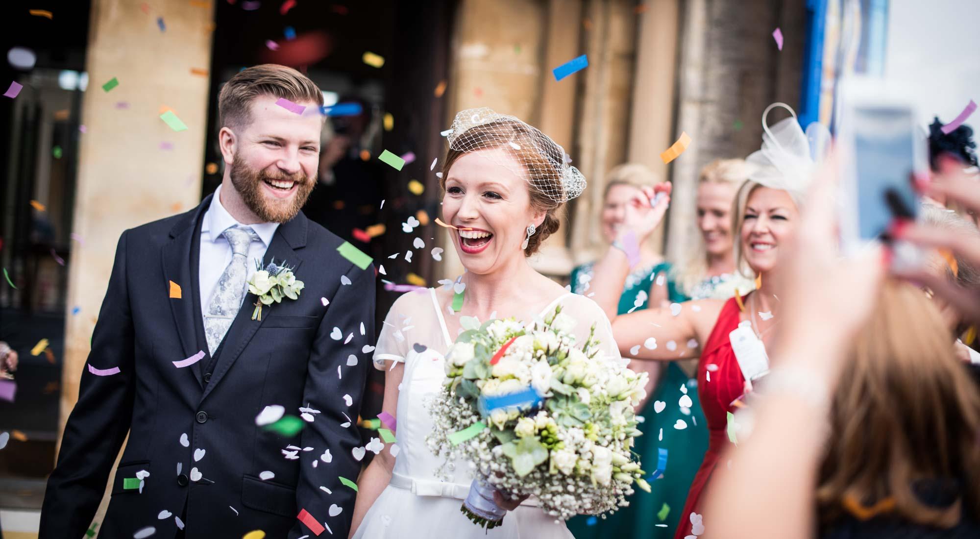 Goldney Hall Wedding