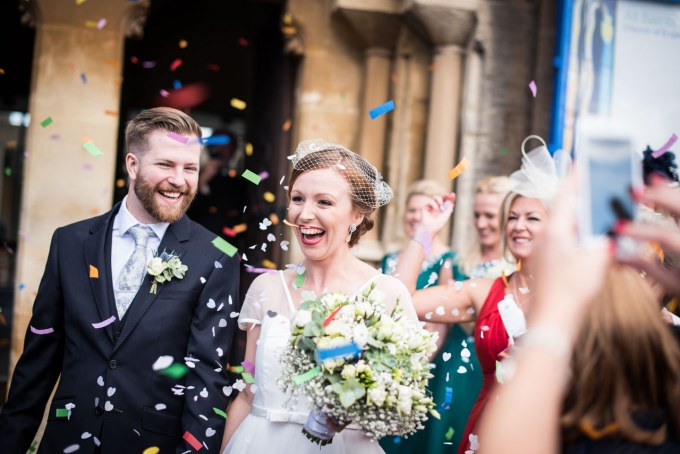 Goldney Hall Wedding