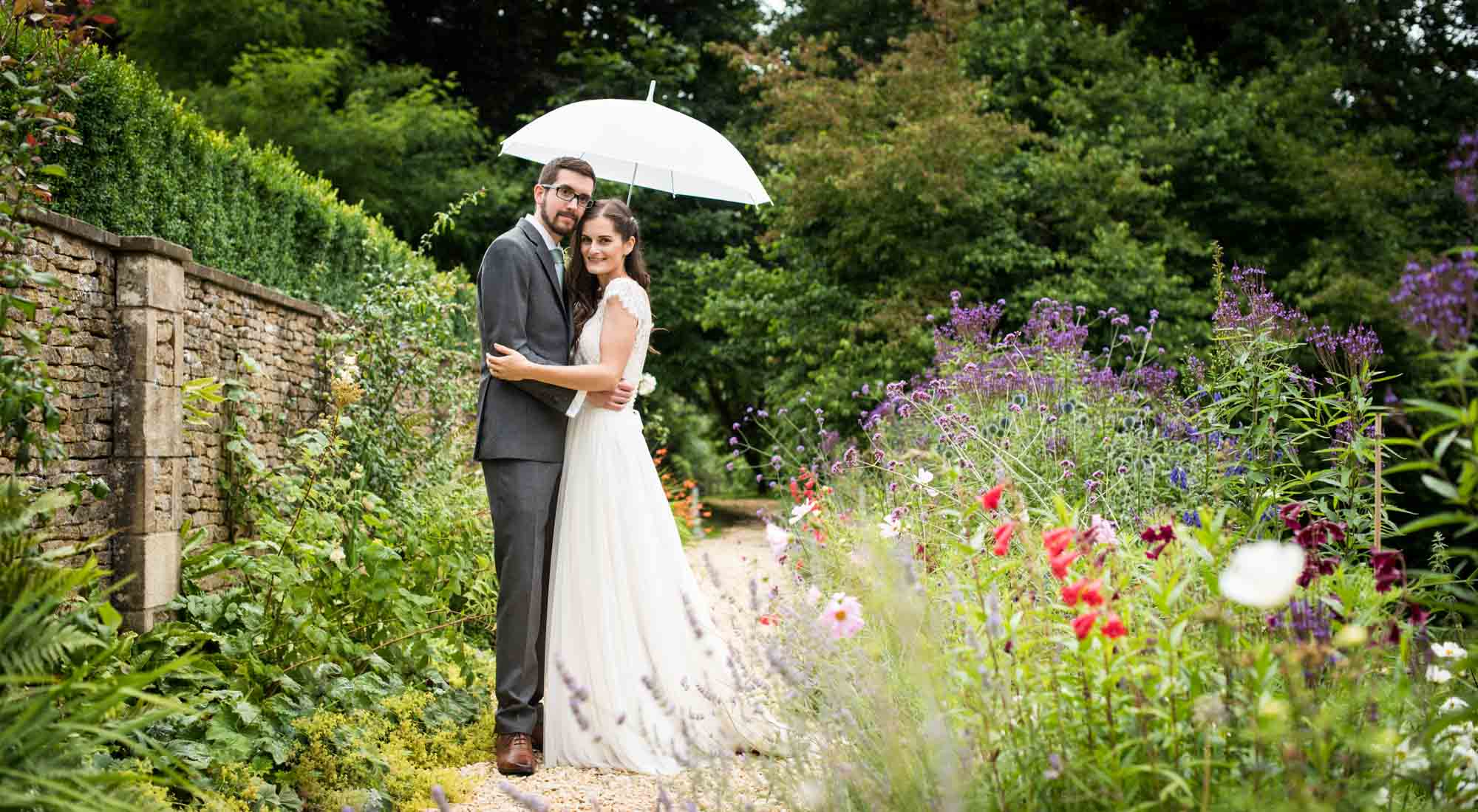 Owlpen Manor Wedding Gloucestershire
