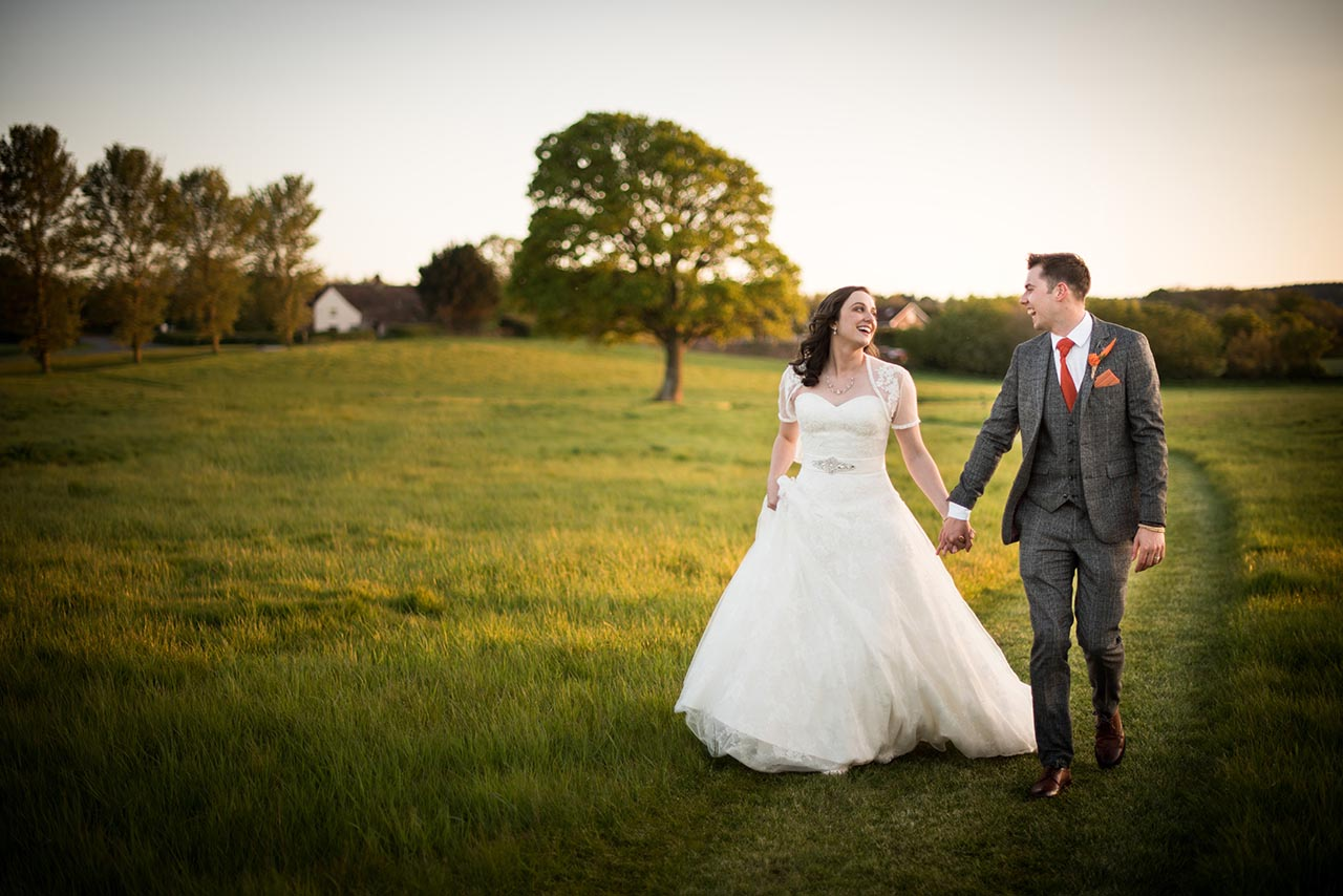 Quantock Lakes Wedding – Elaine & Tristan