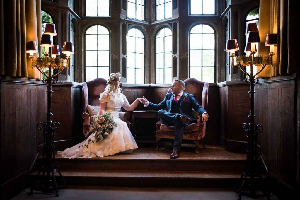 Thornbury Castle Wedding – Heather & Rob