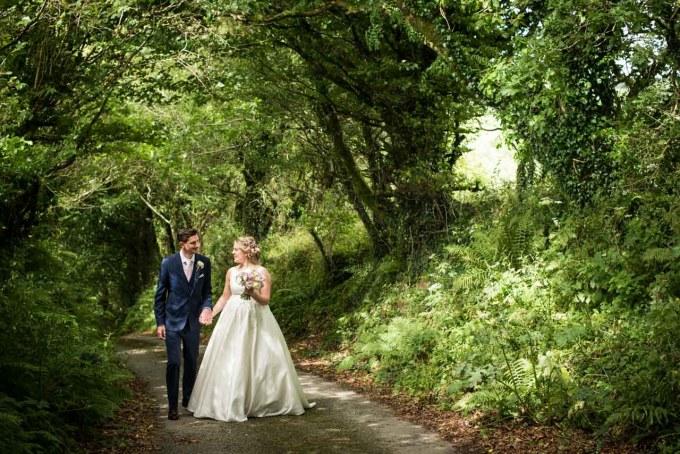 Trevenna Wedding