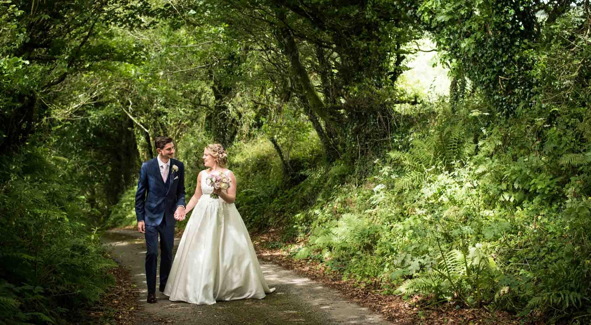 Trevenna Wedding Photographer Cornwall