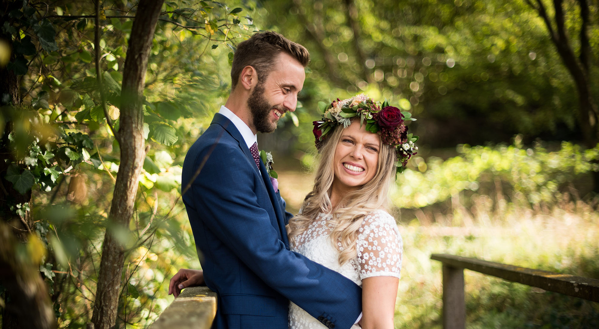 Fforest Wedding Photographer Wales
