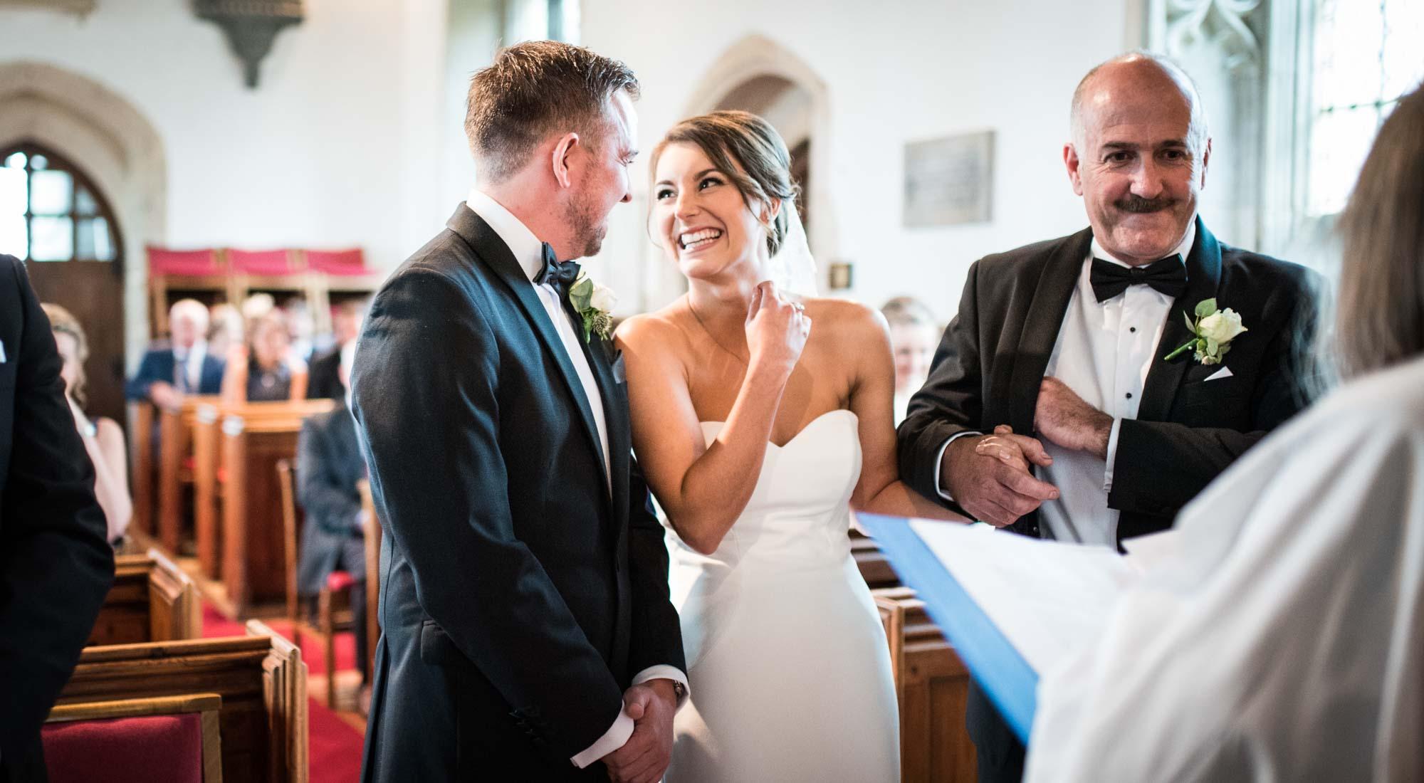Yatton Keynell Wedding Wiltshire